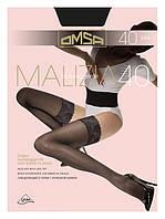 Женские чулки OMSA Malizia 40 Den