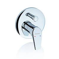 Смеситель скрытого монтажа для ванны, душа Ravak Neo NO 061.00 X070020