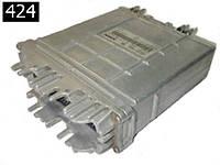 Электронный блок управления (ЭБУ) Renault Laguna 1.9 DTI 97-02г (F9Q-710), фото 1