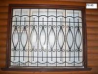 Кованые решетки арт.кр 18, фото 1