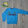 Пуловер Ferrari для мальчика голубой