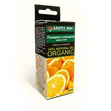 Апельсинове масло ефірне