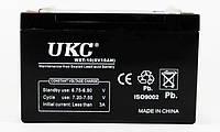 Аккумуляторная Батарея UKC 6 V 10 А