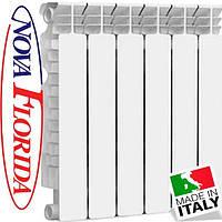 Алюминиевый радиатор отопления Nova Florida Desideryo B3 800/97 (Италия FONDITAL).