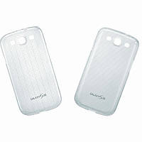 2 чехла EFC-1G6SWECSTD для Samsung Galaxy S3 (i9300) и Galaxy S3 Duos (i9300i) white light
