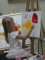 "Картина ""Тюльпаны для любимой тети"""