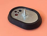 Фланец металлический овальный (120мм*90мм) с резиновым уплотнителем для бойлеров Ariston    Китай
