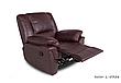 """Розкладний диван в комплекті з кріслом-реклайнером """"ALABAMA"""" (3+1), фото 5"""