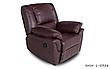 """Розкладний диван в комплекті з кріслом-реклайнером """"ALABAMA"""" (3+1), фото 4"""