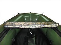 Накладка на сиденье мягкая  (100х20х4) для лодок