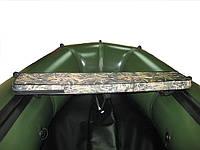 Накладка на сиденье мягкая  (75х20х4) для лодок, фото 1