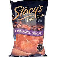 Stacy's, Pita Chips, Cinnamon Sugar, 7 1/3 oz (207.8 g)