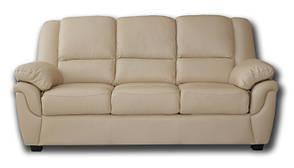 Кожаный диван Alabama, не раскладной диван, мягкий диван, мебель из кожи, диван, фото 2
