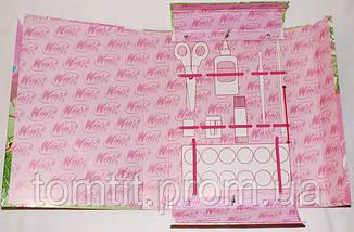 Папка для труда «Винкс - Беливекс», картонная на резинке, фото 2