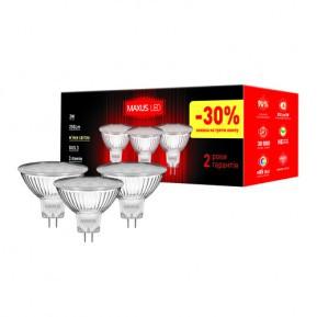 Источник света 3-LED-144 MR16 3W