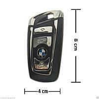 USB флешка в виде ключа БМВ 8Гб. Флешка с логотипом BMW 8 GB, фото 1