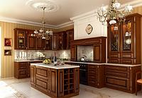 Кухни под заказ в классическом стиле (Днепр)
