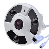 Камера 360 градусов FishEye 360°