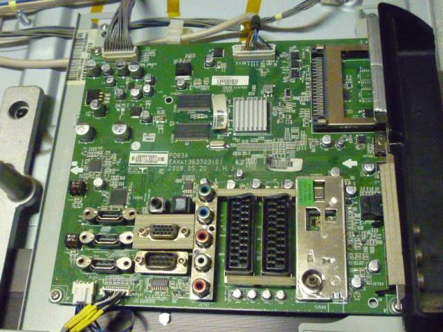 Плазма LG 42PG2000 на запчасти (PDP42G10235, EAX41363703, EAY39333001 PSPU-J704A, EBR50219801, EAX52681101)