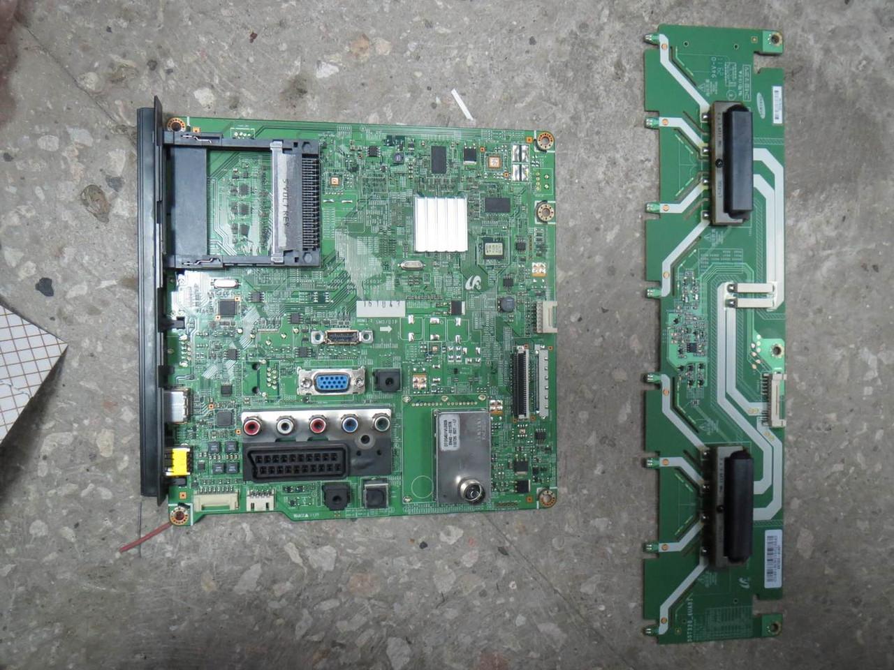 "Запчасти для телевизора 32"" Samsung LE32D451 (BN41-01603C, BN40-00197A)"
