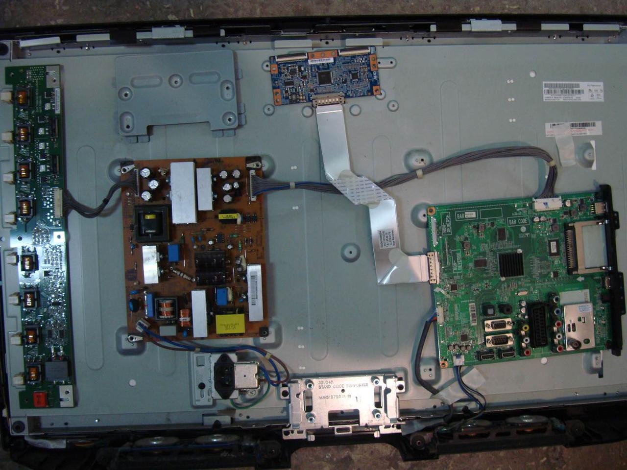 """Телевизор 32"""" LG 32LK430 на запчасти (VIT71884.00, VIT71884.10, EAX63985401/6, T370HW03)"""