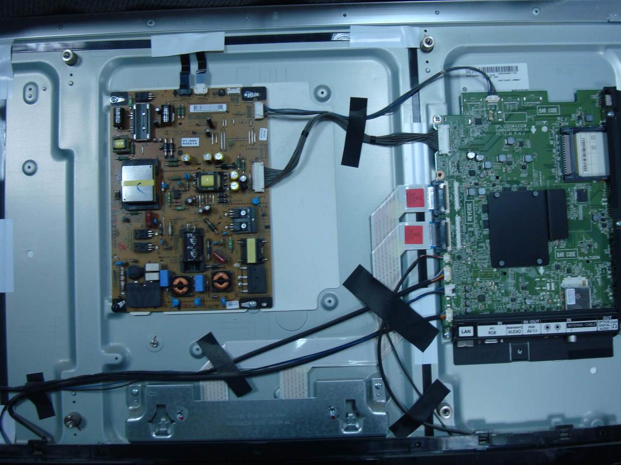 """Телевизор 42"""" LG 42LM670T на запчасти"""