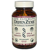 The Ultimate Life, The Ultimate DefenZyme, 60 Plant Caps