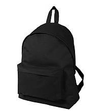 Рюкзак для прогулянок водонепроникний, чорний