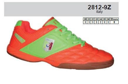 Кроссовки футбольные детские сороконожки Demax копия