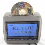 Монитор-подголовник с DVD Klyde Ultra 790 FHD Grey (серый)