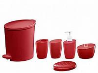 Набор ванных принадлежностей Red