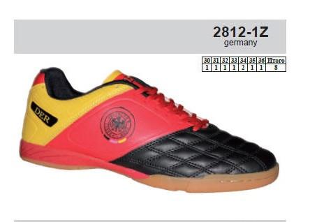Кроссовки футбольные детские пампы оптом Demax 3385 - Lider - интернет магазин модной одежды, обуви и аксессуаров в Одессе