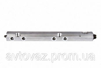 Рампа форсунок, топливная рампа, ВАЗ 2110, ВАЗ 2111, ВАЗ 2112 GM