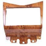 Рамка 11-404 (carav) HONDA Accord 2002-2007 (Wooden)  2din, фото 2