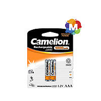Аккумуляторы  CAMELION R 03/2bl 1000 mAh