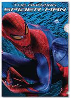 "Папка-уголок, пластиковая (формат А4), ""Spider-Man"" (""Человек-Паук""), ТМ Kite"