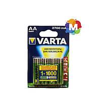 VARTA (HR6) AA 2700mAh Prof. 1х4 шт.