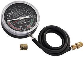 Универсальный прибор для измерения давления топливной магистрали. Вакуумметр JONNESWAY (AR020019)