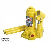 Домкрат гидравлический бутылочный  5 т, 216-413 мм Mastertool (86-0050)