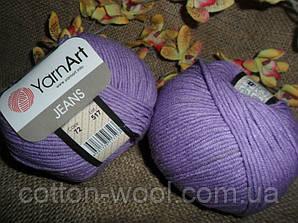 YarnArt Jeans (Ярнарт Джинс) 72 фиолетовый