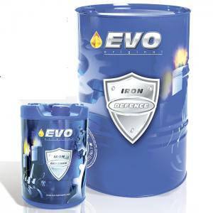 Моторное масло EVO E5 10W-40 SM/CF 20Л, фото 2