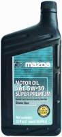 Моторное масло OE MAZDA 5W-30 Super Premium 1Л (946 мл)