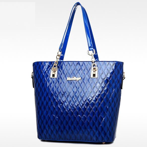 Кожаная женская сумка. Модель 04300