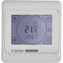 Программируемый сенсорный терморегулятор Terneo Sen. Обзор и настройка