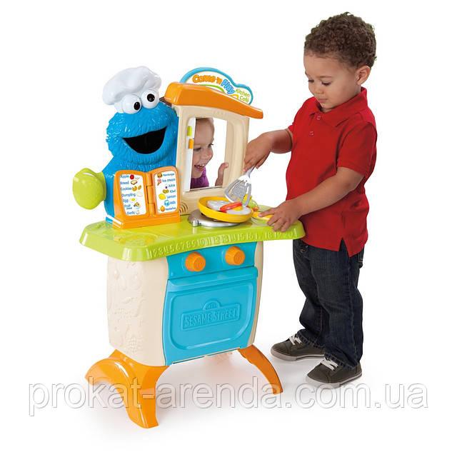 Детская кухня кафе Sesame Street
