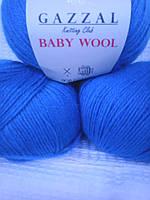 Baby Wool № 822 морская волна.