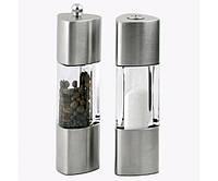 Набір для спецій Maestro MR-1622 сіль+перець метал акрил
