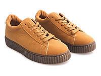 Бежевые ботинки, клиперсы размеры 36-39, фото 1