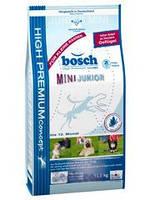 Bosch Junior Mini 15кг Сухой корм для щенков малых пород