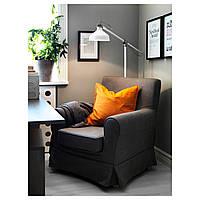 IKEA РАНАРП Светильник напольн/для чтения, белый с оттенком : 20231306, 202.313.06